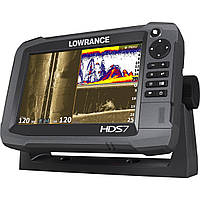 Эхолот для рыбалки Lowrance HDS-7 Gen3 Touch без датчиков