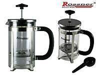 Френч-пресс для кофе и чая Rossner TW 440 600ml