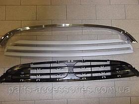 Решетка радиатора Mini Cooper S Hardtop R53 2002-2004 новая оригинальная