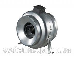 ВЕНТС ВКМц 200Б (VENTS VKMс 200B) - круглый канальный центробежный вентилятор , фото 2