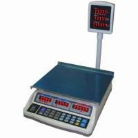 Весы торговые Днепровес F902H 6E (ВТД-ЕЛ) электронные 6 кг