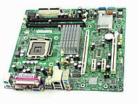 Плата S775 на DDR2 MSI MS-7336 УЦЕНКА-1 СЛОТ DDR2! понимает 2 ЯДРА ПРОЦЫ INTEL Core2DUO до E6700 775 FSB 1066
