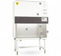 Ламинарный шкаф HR40-II-A2 Haier (Бокс биологической безопасности)