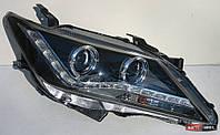 Toyota Сamry V50 оптика передняя ксенон 2 линзы