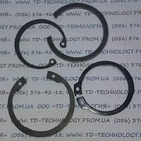 Кольцо стопорное эксцентрическое наружное ГОСТ13942-86 С45, фото 1