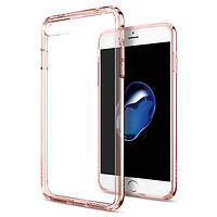Чехол Spigen для iPhone 7 Plus Ultra Hybrid, Rose Crystal, фото 1