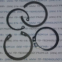 Кольцо стопорное эксцентрическое внутренние  ГОСТ13943-86 С65, фото 1