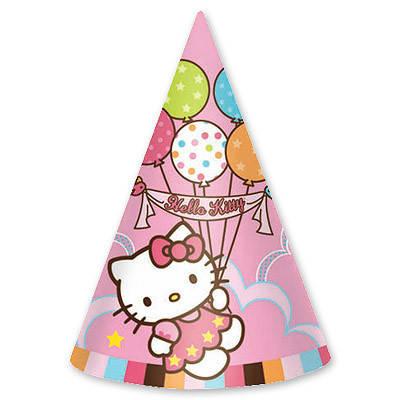 Колпак Hello Kitty 8 шт , фото 2