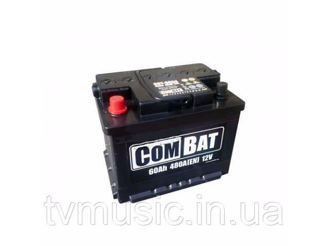 Аккумулятор SADA 6СТ- 60Аз COMBAT