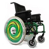 Специальная инвалидная коляска AMPY