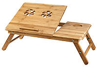 Столик-подставка для ноутбука ( бамбук ), фото 1