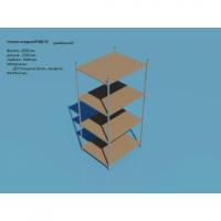 Стеллаж ВСС-2500 складской Завет