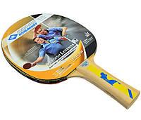 Ракетка для настольного тенниса DONIC SWEDISH LEGENDS 300 (703204)