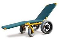 Легкая, механическая инвалидная коляска MLOK