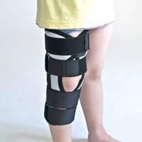 Бандаж тутор на коленный сустав Размер - 2 Алком 3013 Kids Бандаж тутор на колінний суглоб kids Алком
