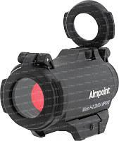 Прицел Aimpoint Micro H-2 2МОА,Weaver/Picatinny, с защитными крышками