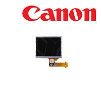 Дисплей (LCD) для цифрового фотоаппарата Canon IXY600, оригинал