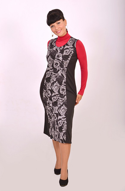 Платье женское ПЛ 681031
