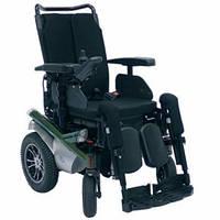 Электроколяска для инвалидов «Rocket plus» + насос в комплекте