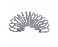 Спиральный шланг Forte SHC-10NPU NEW (Длина шланга: 10 м) к компрессорам