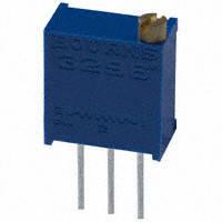 Резистор подстроечный 3296W-1-100 10R /BOURNS/