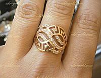 Жіноче золоте кільце