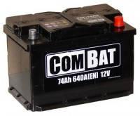 Аккумулятор SADA 6СТ- 74Аз COMBAT
