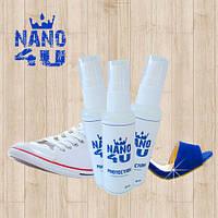 Защити свою обувь - Nano4U Protection FABRIC