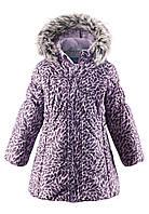 Зимнее пальто для девочки Lassie by Reima 721698 - 5121. Размеры 92 - 110., фото 1