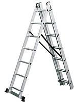 Лестницы универсальные 3-х составные