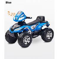 Детский электромобиль ( квадроцикл ) Caretero Cuatro (blue)