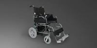 Инвалидная коляска с электроприводом FS 110A