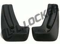 Брызговики Chevrolet Cobalt (12-) (Шевроле Кобальт) (2 шт) задние (Lada Locker)