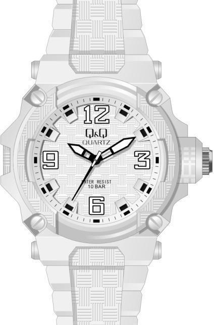 b1bf6994 Наручные мужские часы Q&Q VR56J003Y оригинал: купить по низкой цене ...