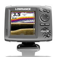 Эхолот Lowrance Fishfinder/Sonar Hook-5x