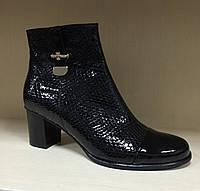 Ботильоны, ботинки, полусапоги женские демисезонные MAXIMA