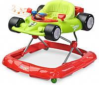 Детские ходунки Caretero Speeder green ( машинка )