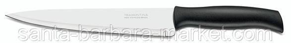 "Нож ""Tramontina"" Athus black кухонный 203мм    23084/008"