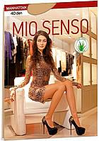 Колготы женские капроновые Mio Senso MANHATTAN 40 den без шортиков