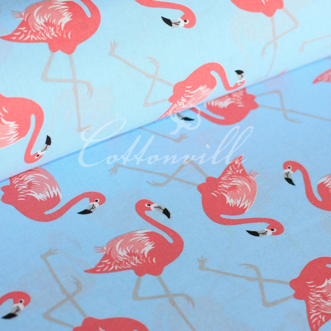 Уценка! Польская бязь Фламинго