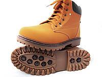 Ботинки мужские в стиле Timberland и CAT, фото 1