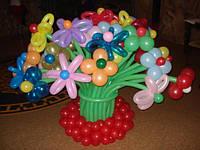 Обучение: твистинг (моделирование) воздушными шарами для детей.