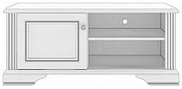 Тумба РТВ 120 Вайт Гербор / Тумба РТВ 120 Вайт Гербор