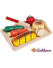 Продукты игровые Доска для нарезки  Eichhorn код 3731