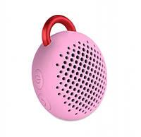 Bluetooth колонка Divoom Bluetune-Bean Pink, 4W, аккумулятор