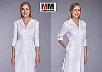 Медицинский женский халат Margo
