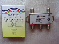 DISEqC Eurosky DSW-7107P