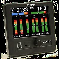 Прибор AvMap EngiBOX для проверки двигателей ROTAX (UX0EMS10AM)