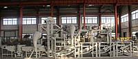 Оборудование для шелушения и сепарации подсолнечника TFKH-1500-1