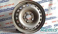 Диск б/у Volkswagen T5  6,5Jx16H2 сталь (2160926, KFZ9685, KBA43738)